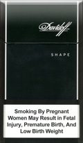 Davidoff Shape Black
