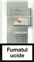 Red&White Super Slims Fine